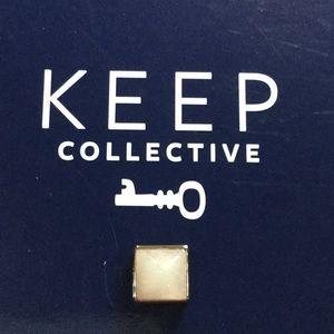 KEEP Collective Charm - Rose Quartz